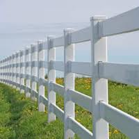 Plastic Fence Posts 1