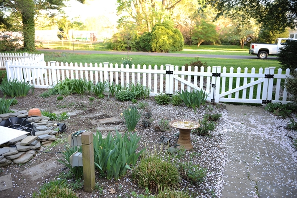 A Wooden Fence - A Necessity, an Art Form, and a DIY Project 1