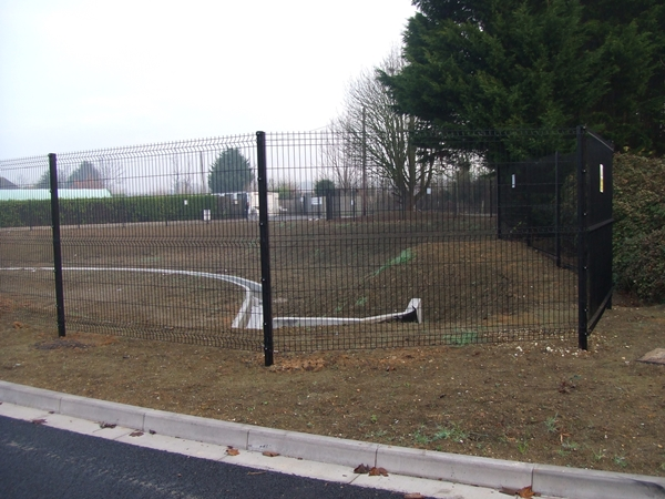 Choosing Fencing for Your Home 1 - Anti-Climb-Fence